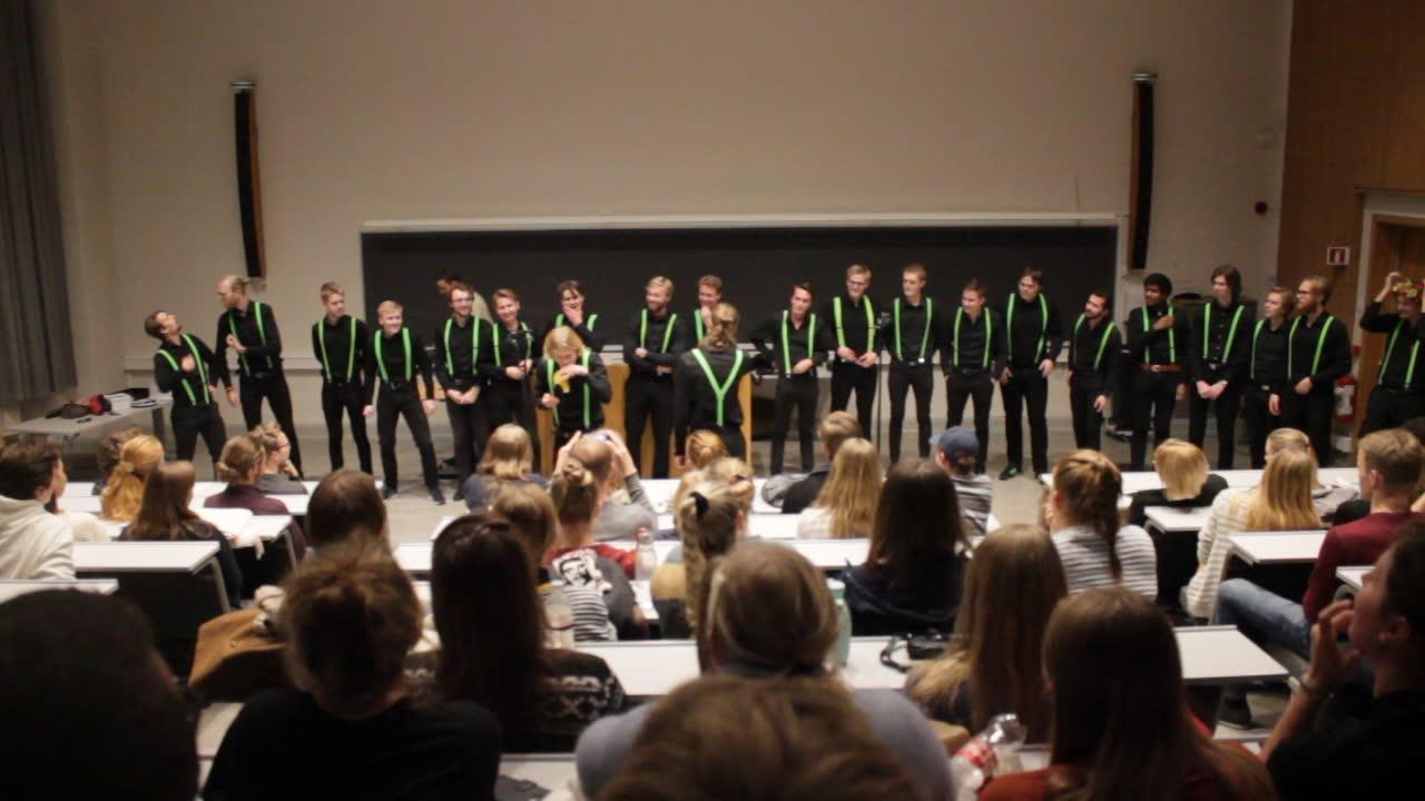 I wanna be like you - AdamsEplekor høst 2019