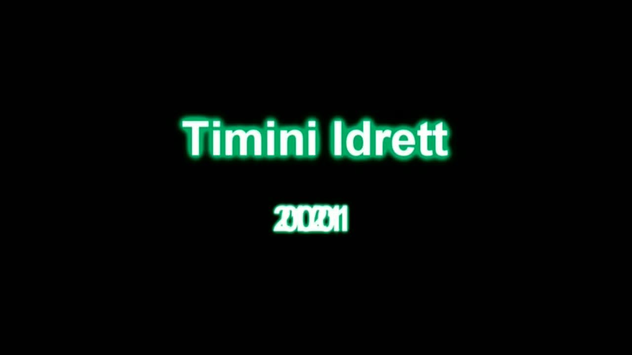 Timini Idrett Kavalkade 2010/2011