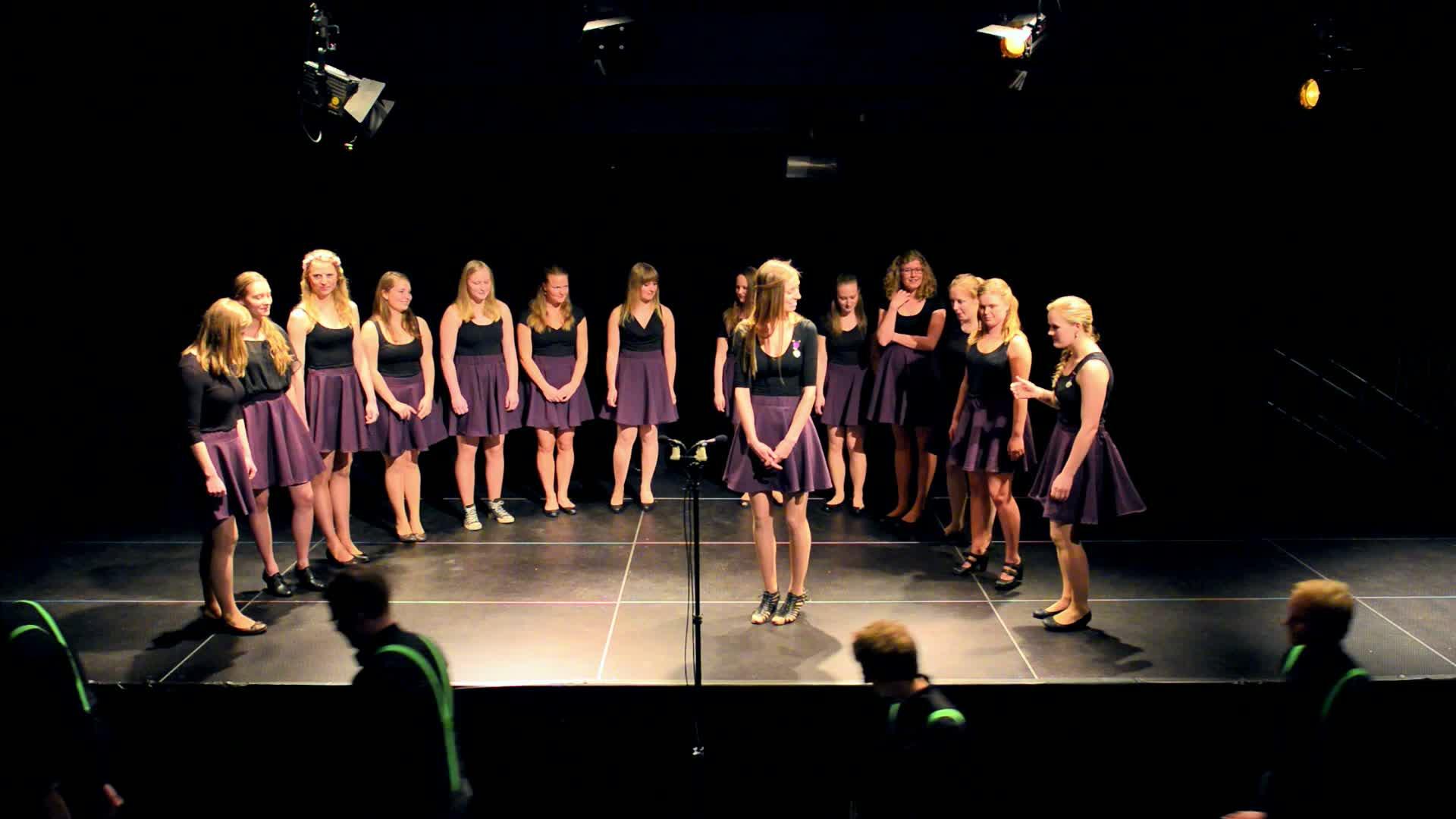 Korkonsert vår '14: Lollipop