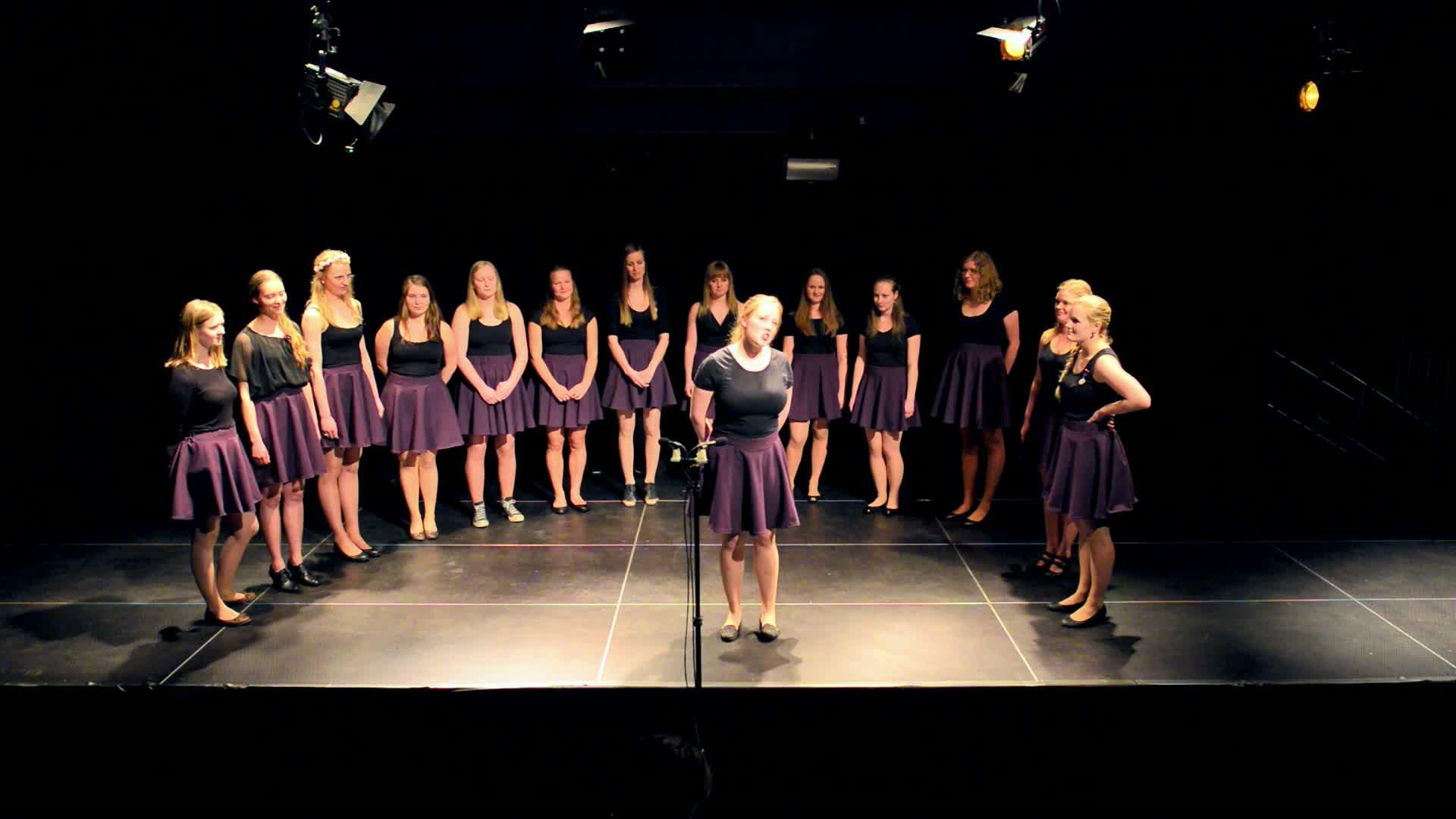 Korkonsert vår '14: Splitter Pine