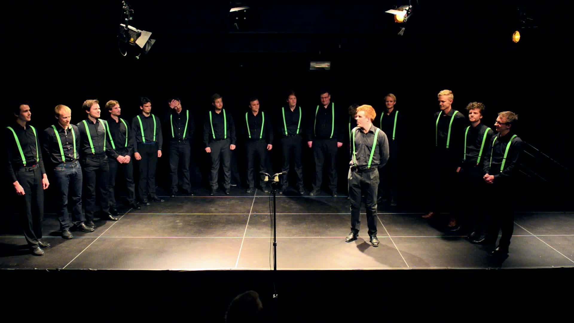 Korkonsert vår '14: Men in Tights