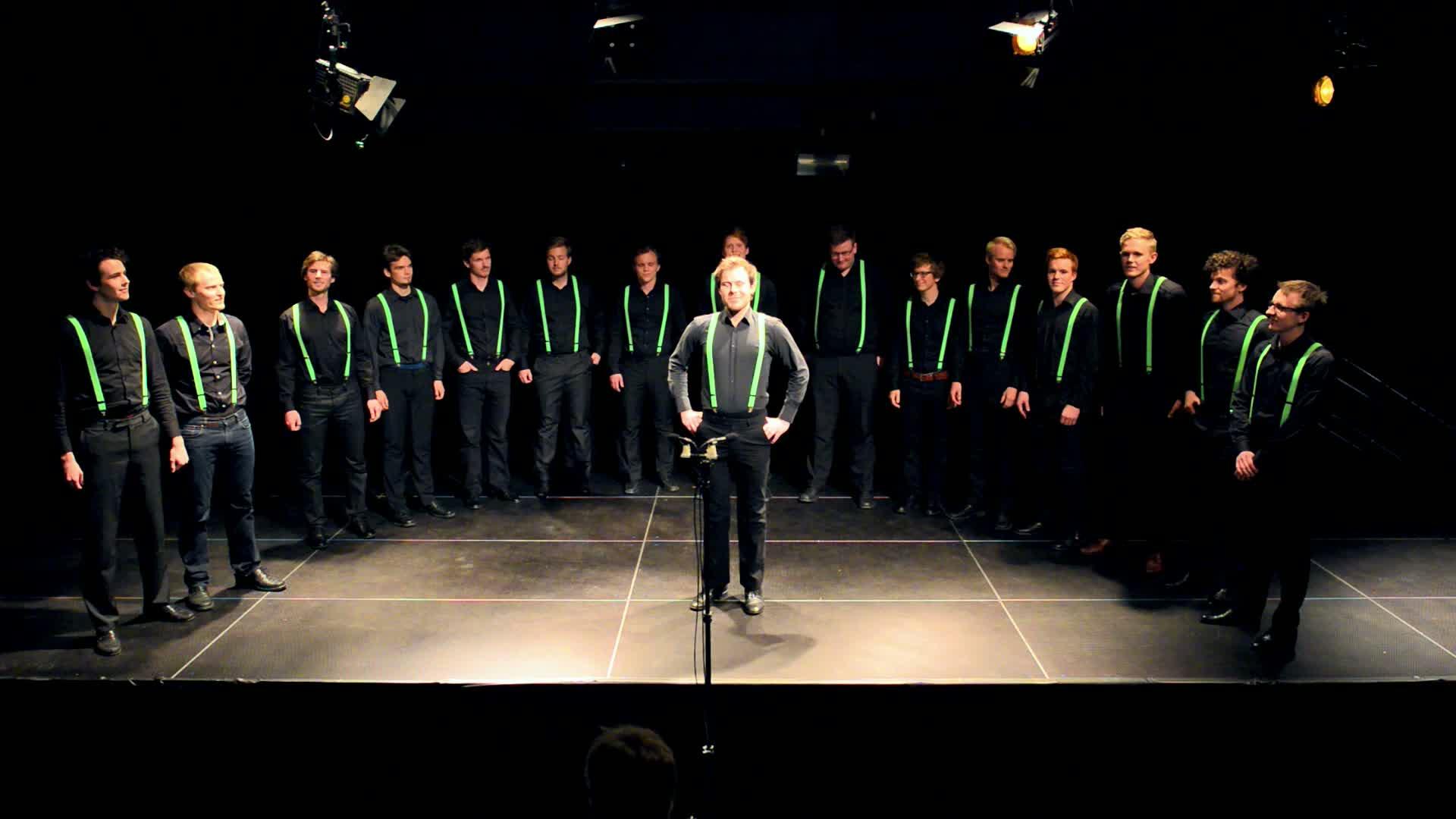 Korkonsert vår '14: Olav Tryggvason