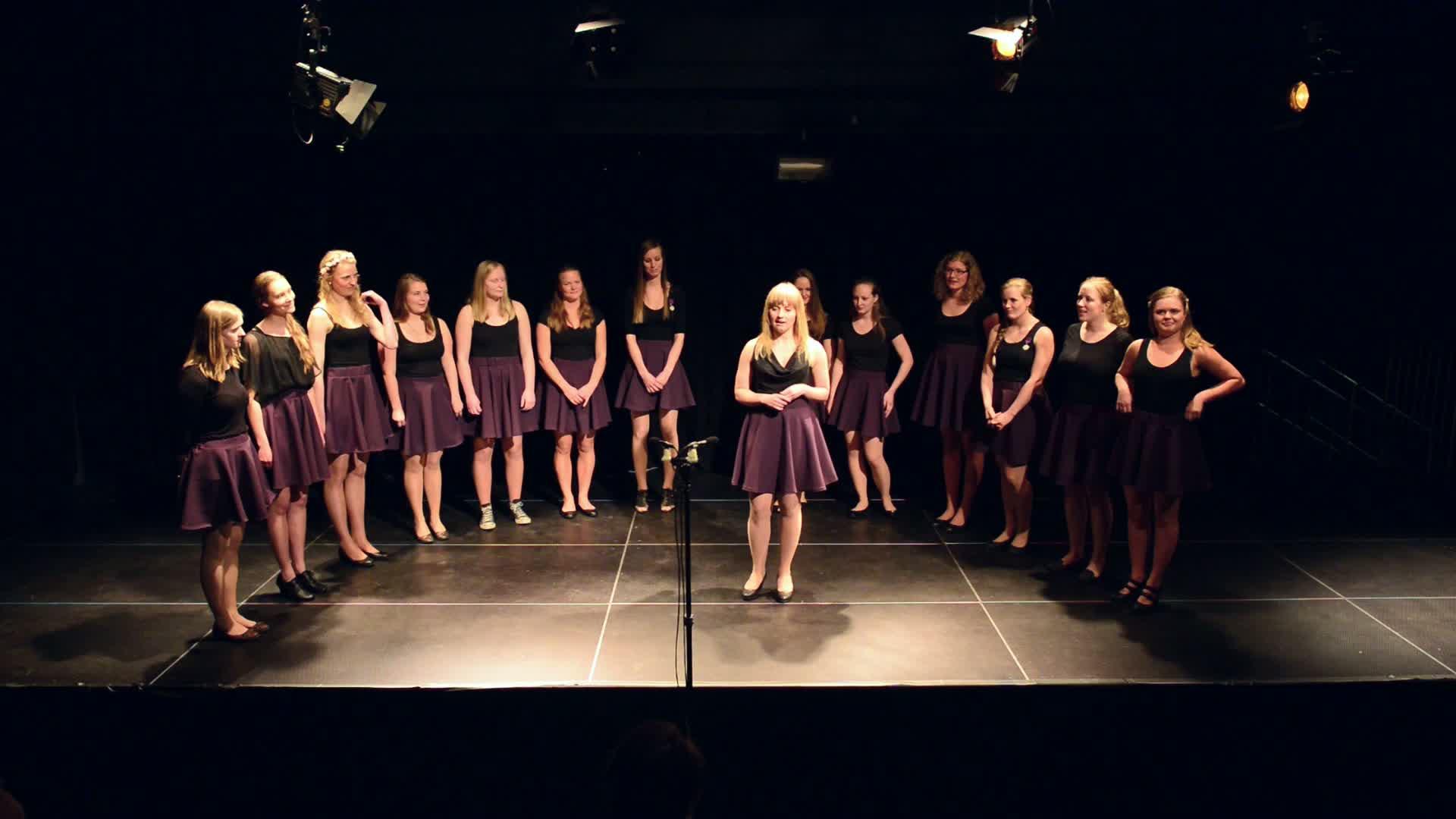 Korkonsert vår '14: Bruremarsj fra Valsøyfjord