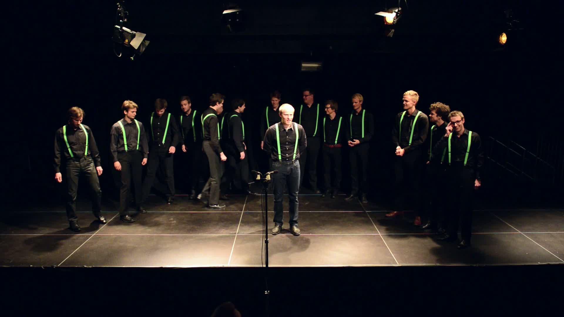 Korkonsert vår '14: I wanna be like you