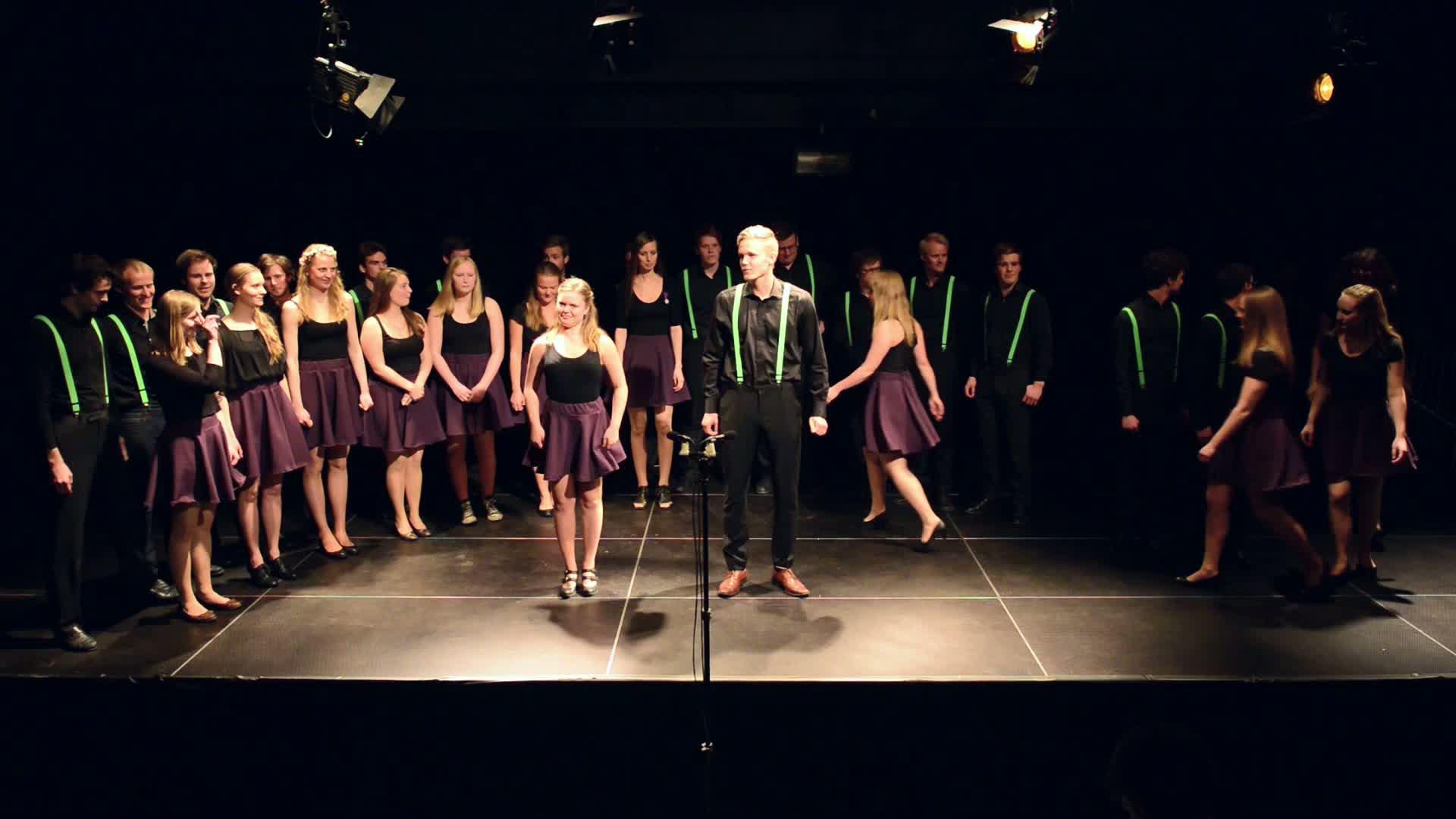 Korkonsert vår '14: Some Nights