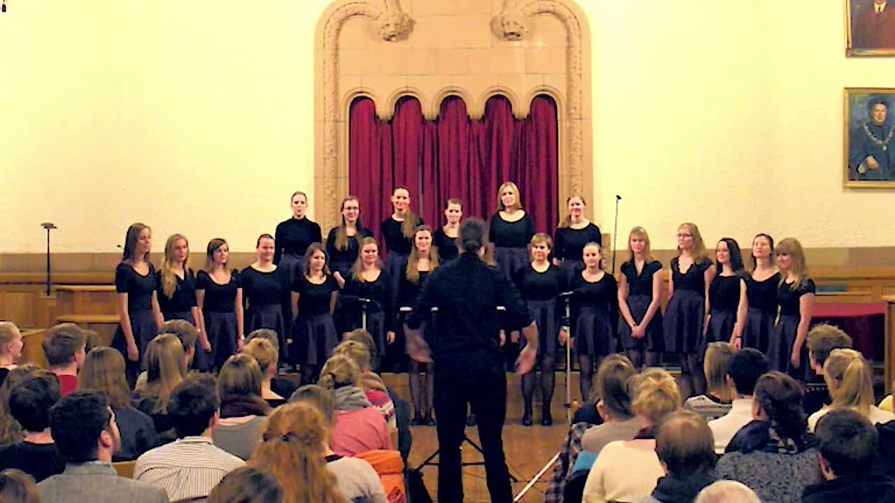 Korkonsert høst '14: I See Fire