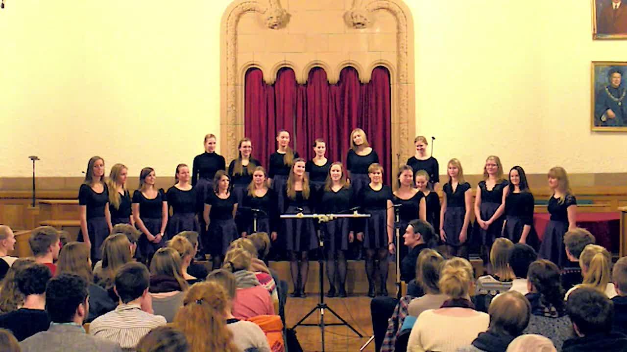 Korkonsert høst '14: En Reell Halling