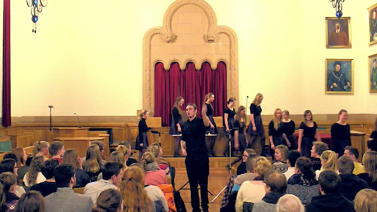 Korkonsert høst '14: Epleslåtten