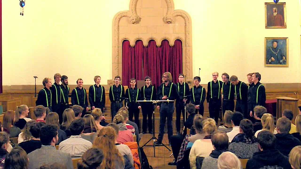 Korkonsert høst '14: Hårgalåten