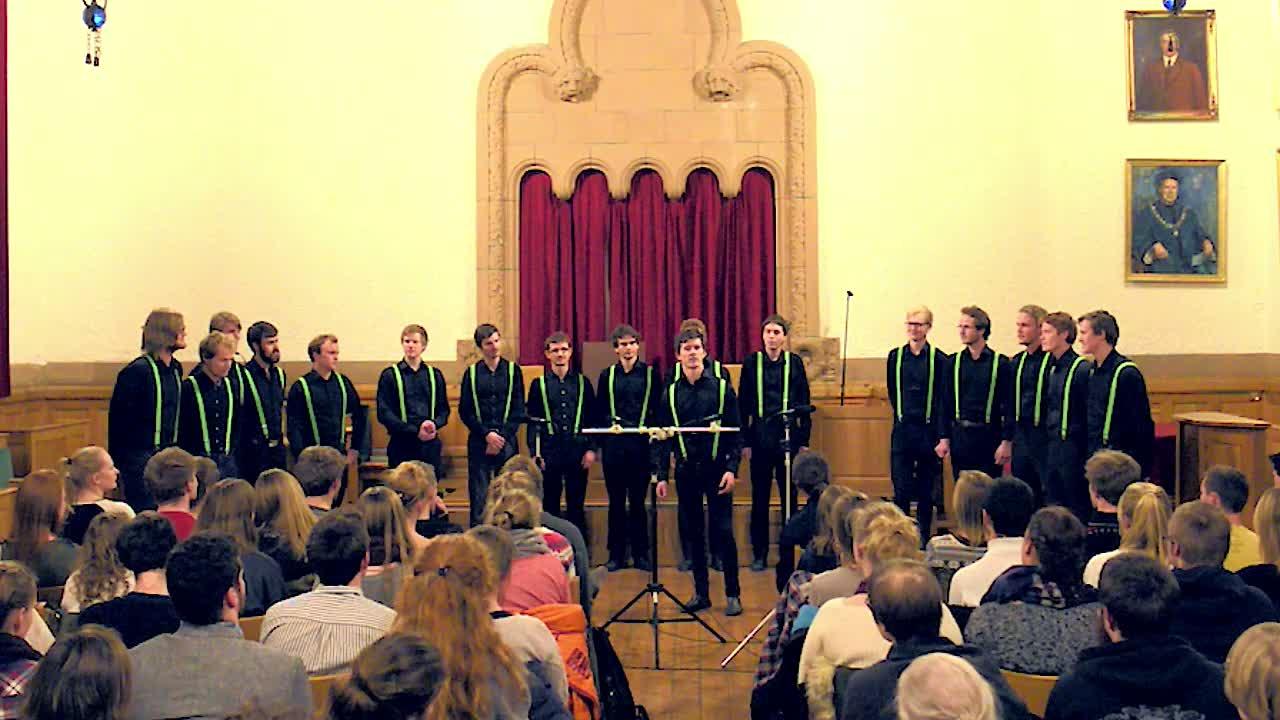 Korkonsert høst '14: Mitt hjerte er ditt