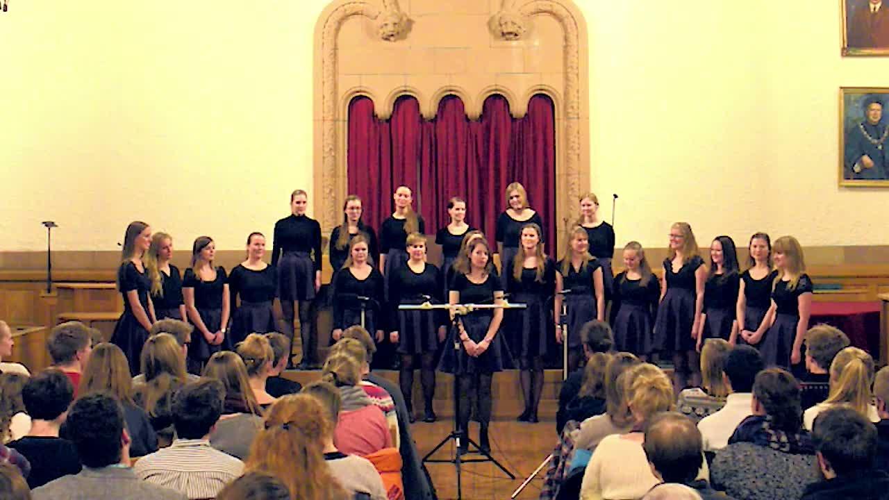 Korkonsert høst '14: This is the life