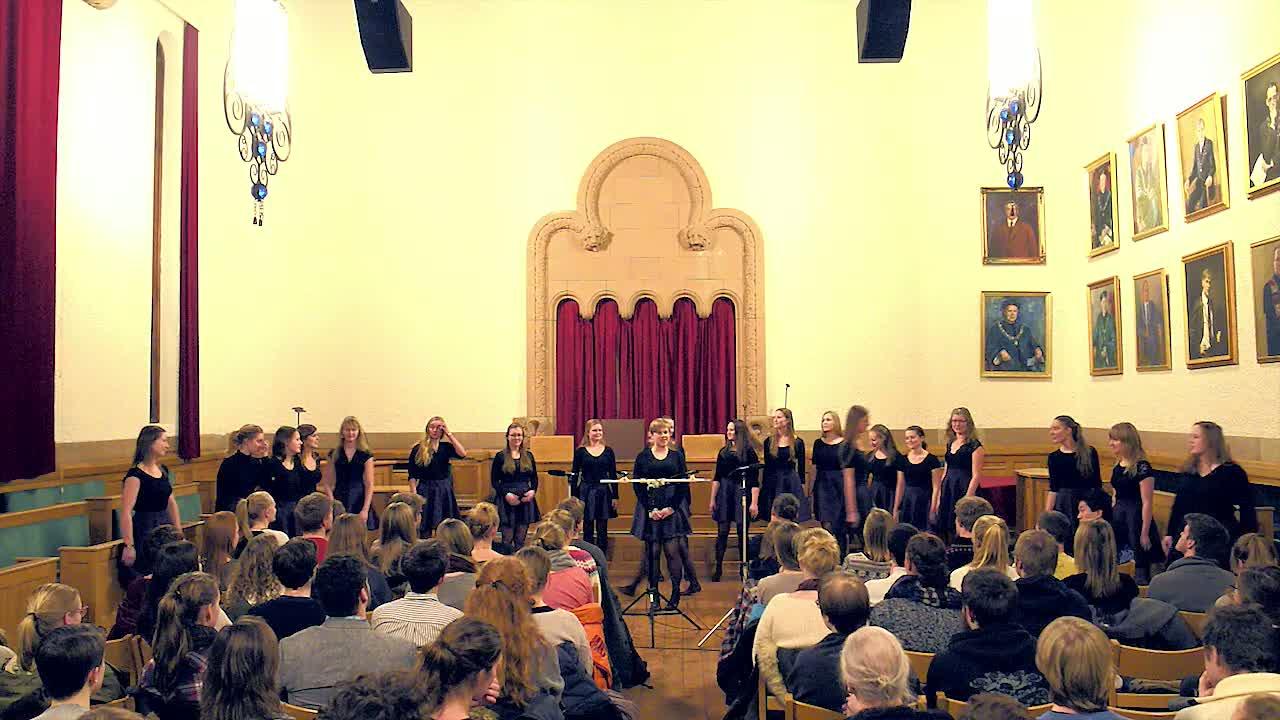 Korkonsert høst '14: Viva la vida