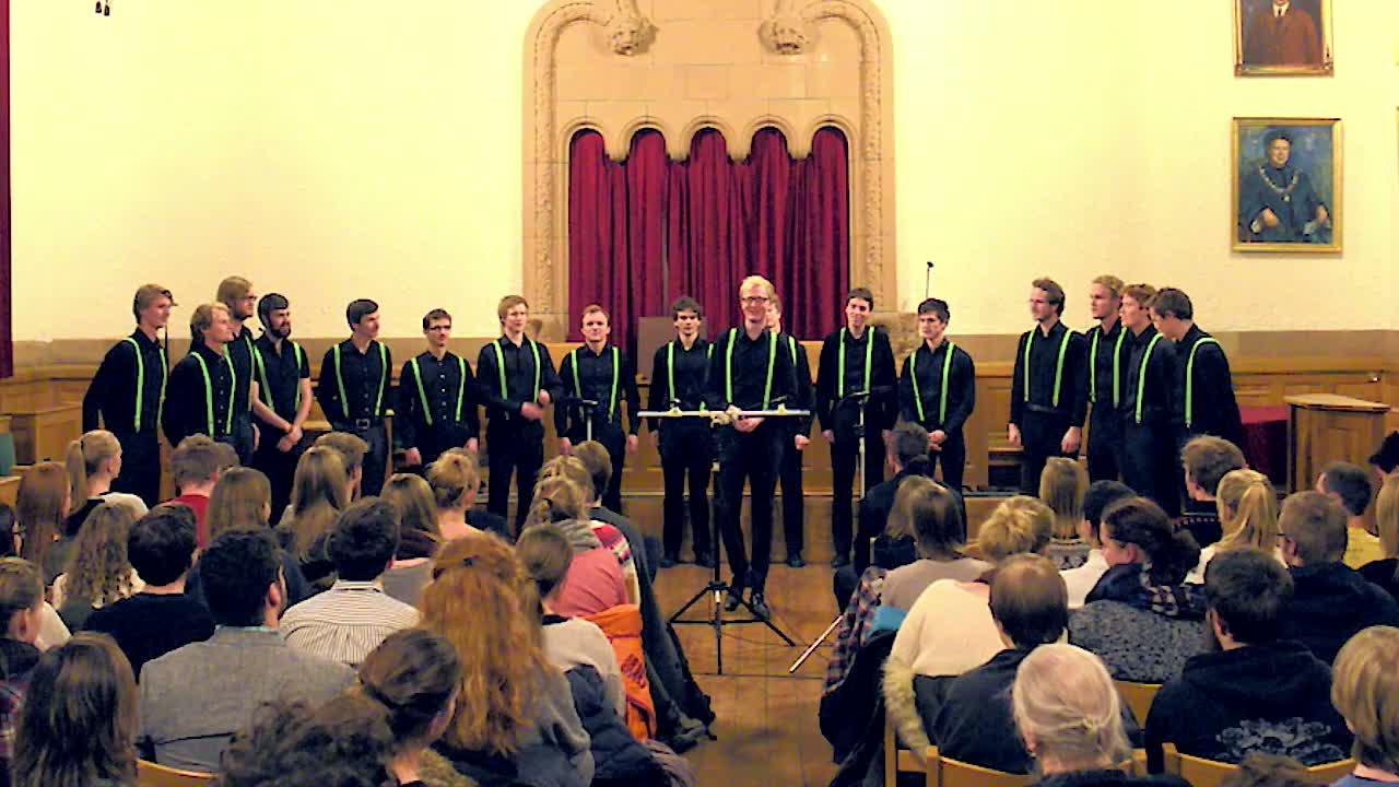 Korkonsert høst '14: Gloucestershire wassail
