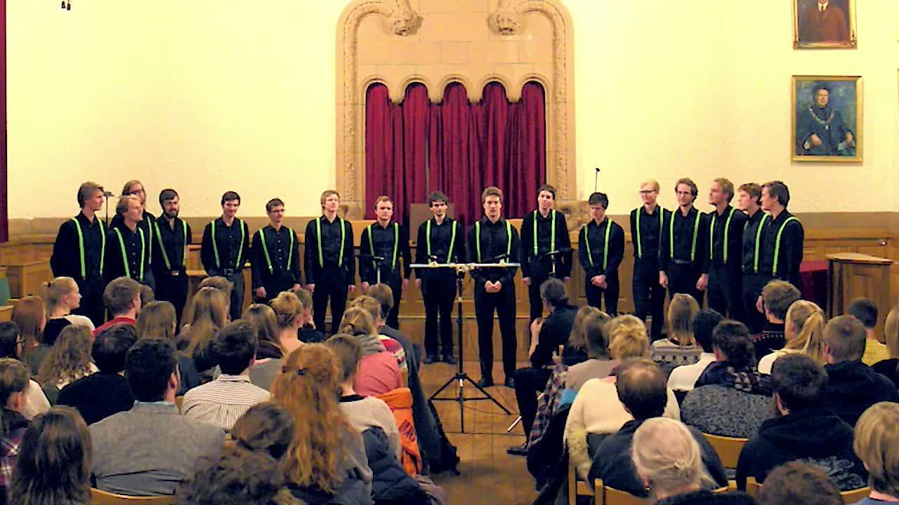 Korkonsert høst '14: Nordnorsk julesalme
