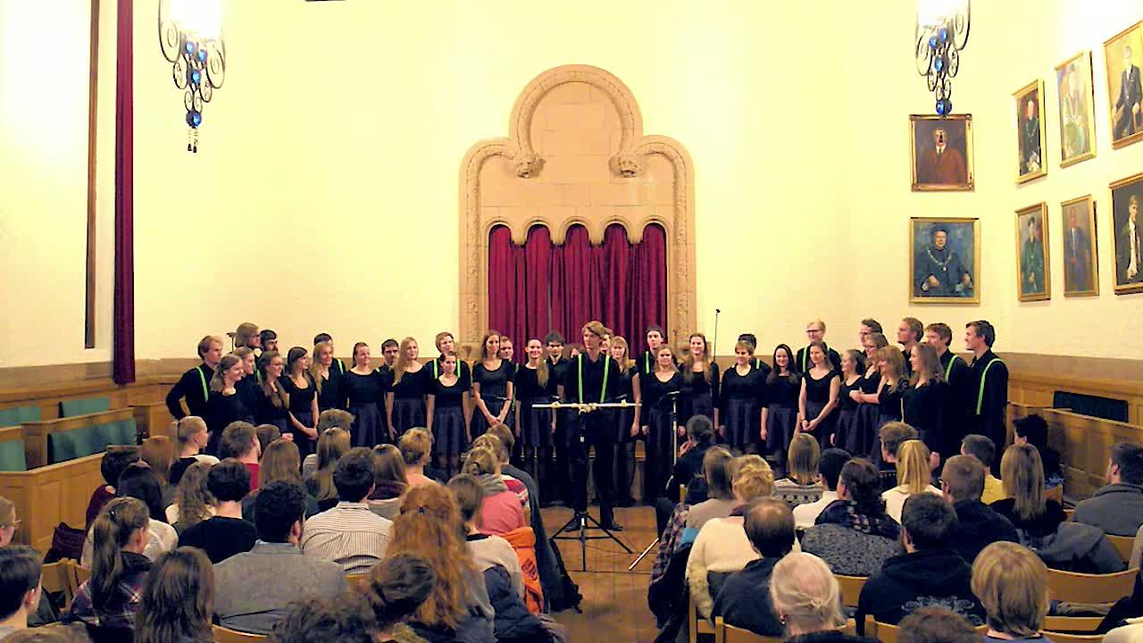 Korkonsert høst '14: Jul, jul, strålande jul