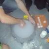 Gøy med nitrogen